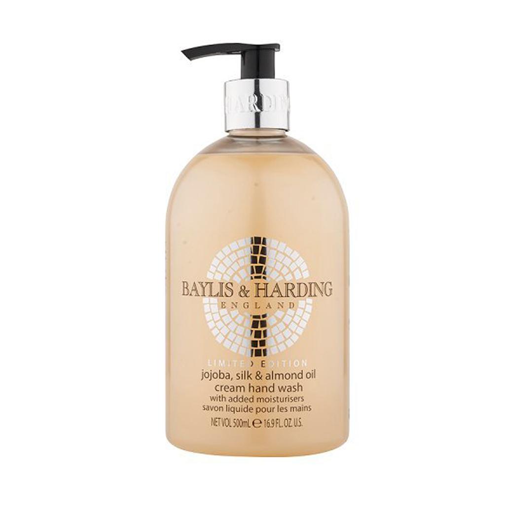 Jojoba Silk and Almond Oil Hand Wash