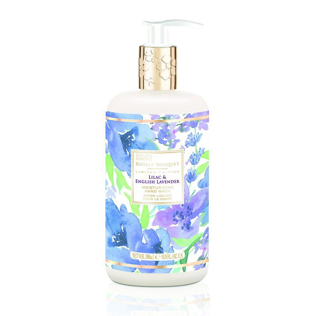 Baylis & Harding Royale Bouquet Lilac & English Lavender Hand Wash