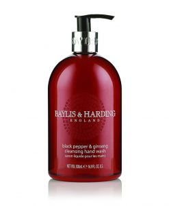 Baylis & Harding Men's Black Pepper & Ginseng Hand Wash