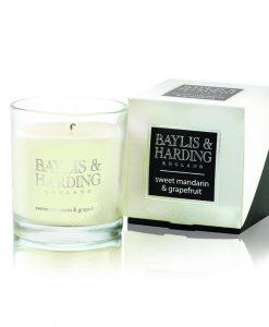 Baylis & Harding Sweet Mandarin & Grapefruit 1 Wick Candle