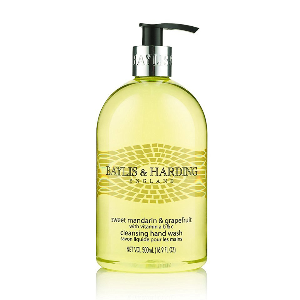 Sweet Mandarin and Grapefruit Hand Wash