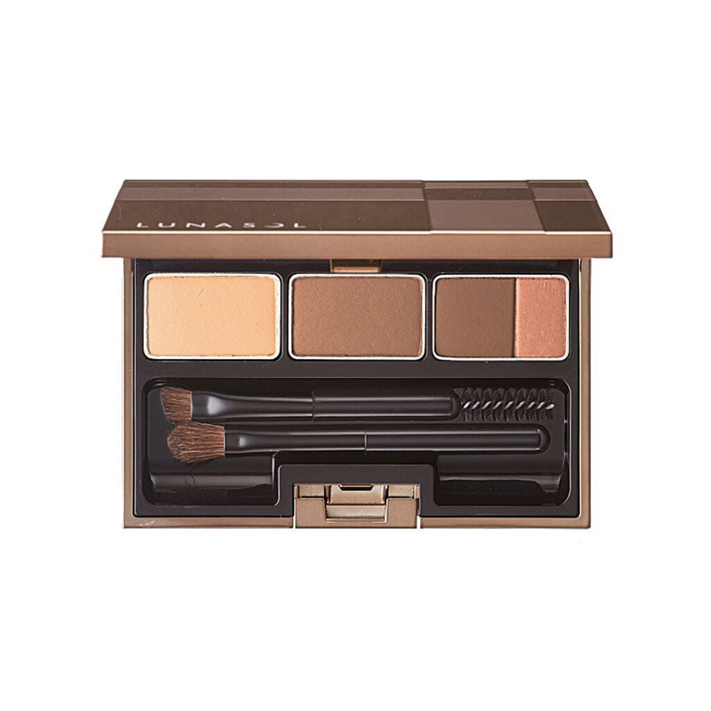 Kanebo Lunasol Brow Styling Compact N BR03