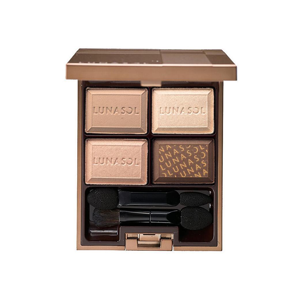 Kanebo Lunasol Selection De Chocolat Eyes 01