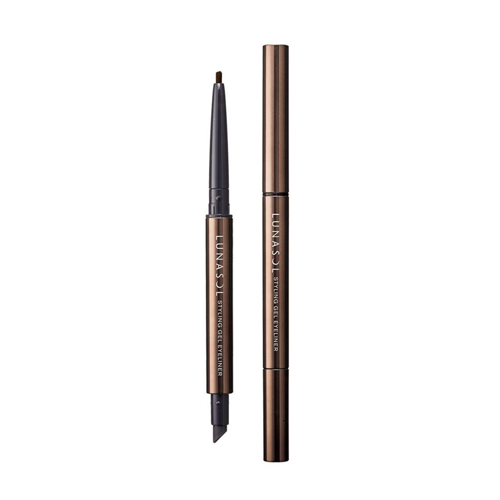 Kanebo Lunasol Styling Gel Eyeliner 01
