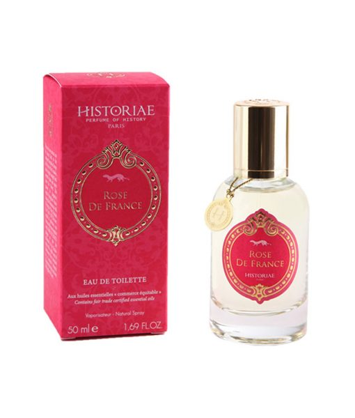 Historiae Rose de France Eau de Toilette Spray