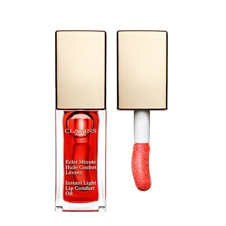clarins lip color redberry