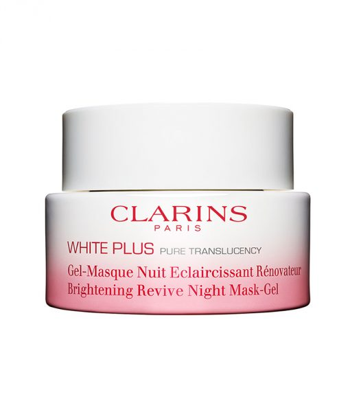 Clarins White Plus Revive Night Gel-Mask
