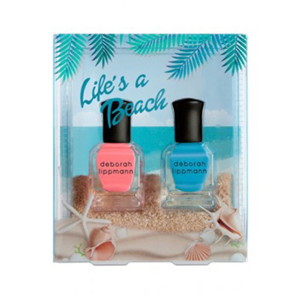 Deborah Lippmann Life's A Beach Set