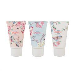 Cath Kidston Blossom Birds Assorted Hand Cream