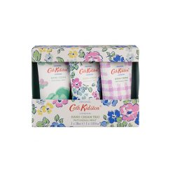 Cath Kidston Patchouli Mint Hand Cream Trio