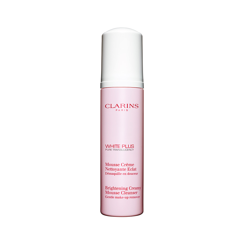Clarins White Plus Cleansing Foam Rustan S The Beauty