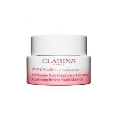 Clarins White Plus Revive Night Gel-Mask