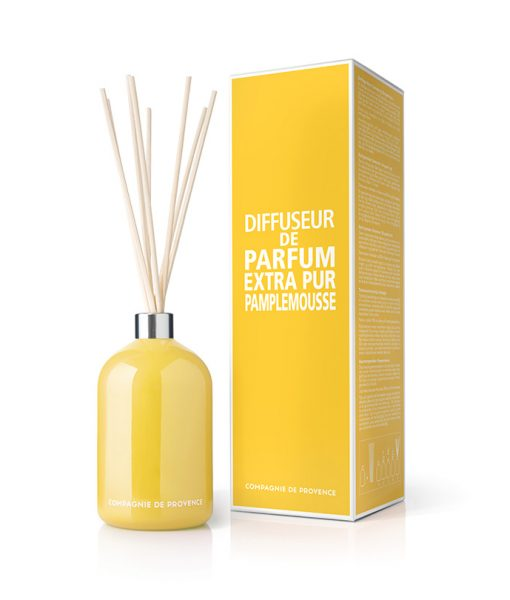 Compagnie De Provence Extra Pur Fragrance Diffuser Summer Grapefruit