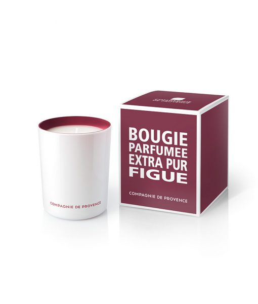Compagnie De Provence Extra Pur Scented Candle Fig of Provence