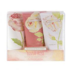 Heathcote & Ivory Blush Rose Soft Hands Collection