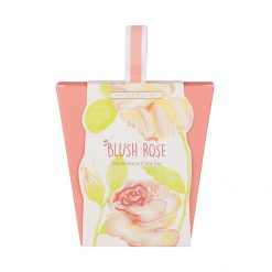 Heathcote & Ivory Blush Rose Travel Hand Care Set