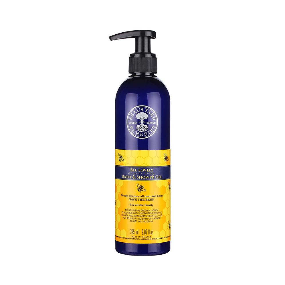 Neal's Yard Remedies Bee Lovely Bath & Shower Gel