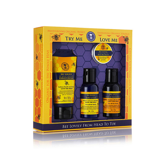 Neal's Yard Remedies Bee Lovely Head To Toe Gift
