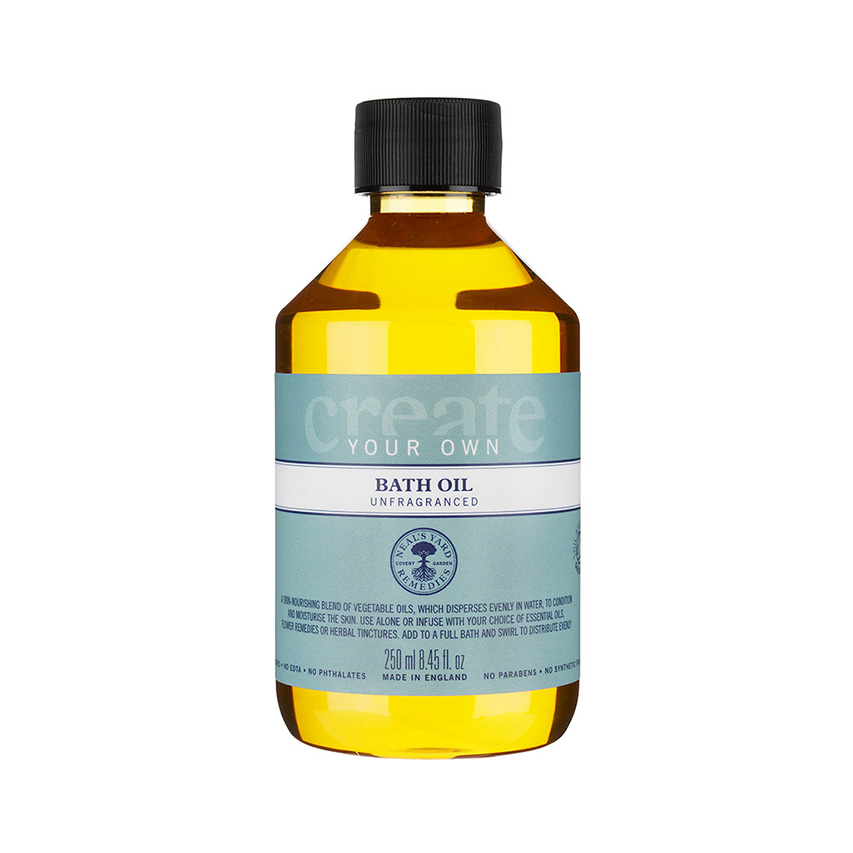 Neal's Yard Remedies Create Your Own Hair and Bath Oil