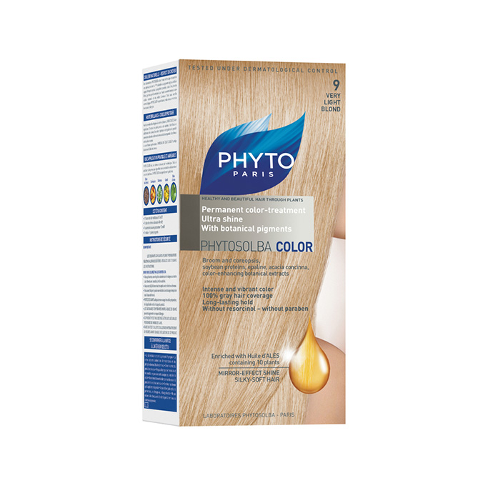 Phyto Phytocolor #9 Very Light Blond
