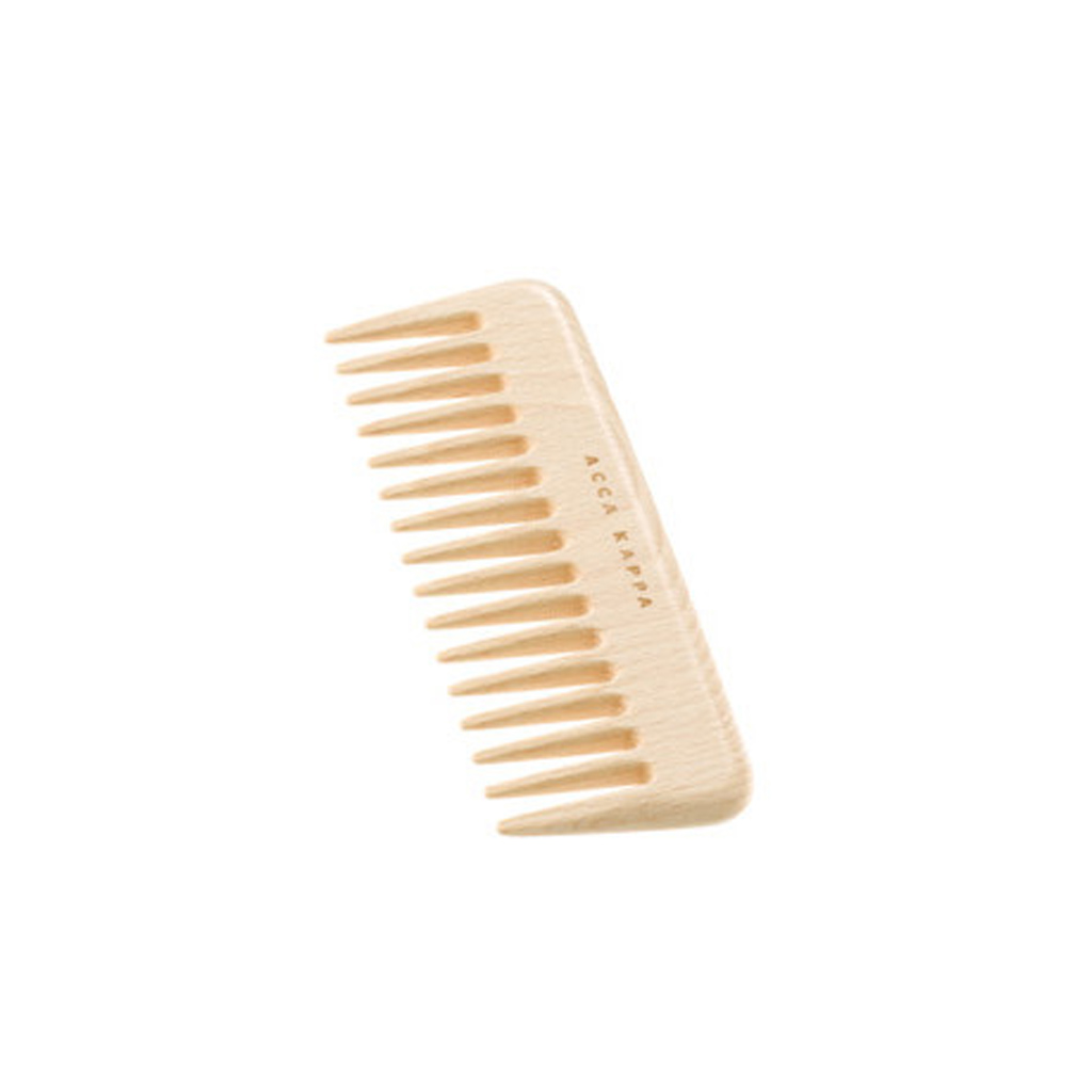 Small Beech Wood Comb