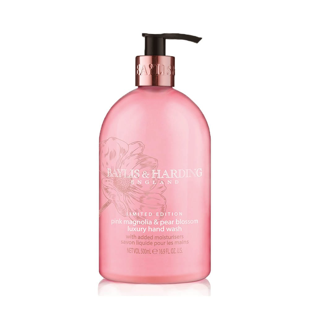 Pink Magnolia & Pear Blossom Hand Wash