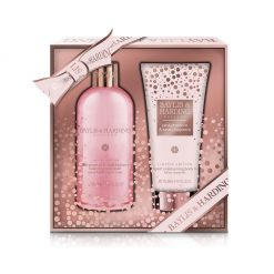 Baylis & Harding Pink Prosecco & Cassis 2 Piece Gift Set