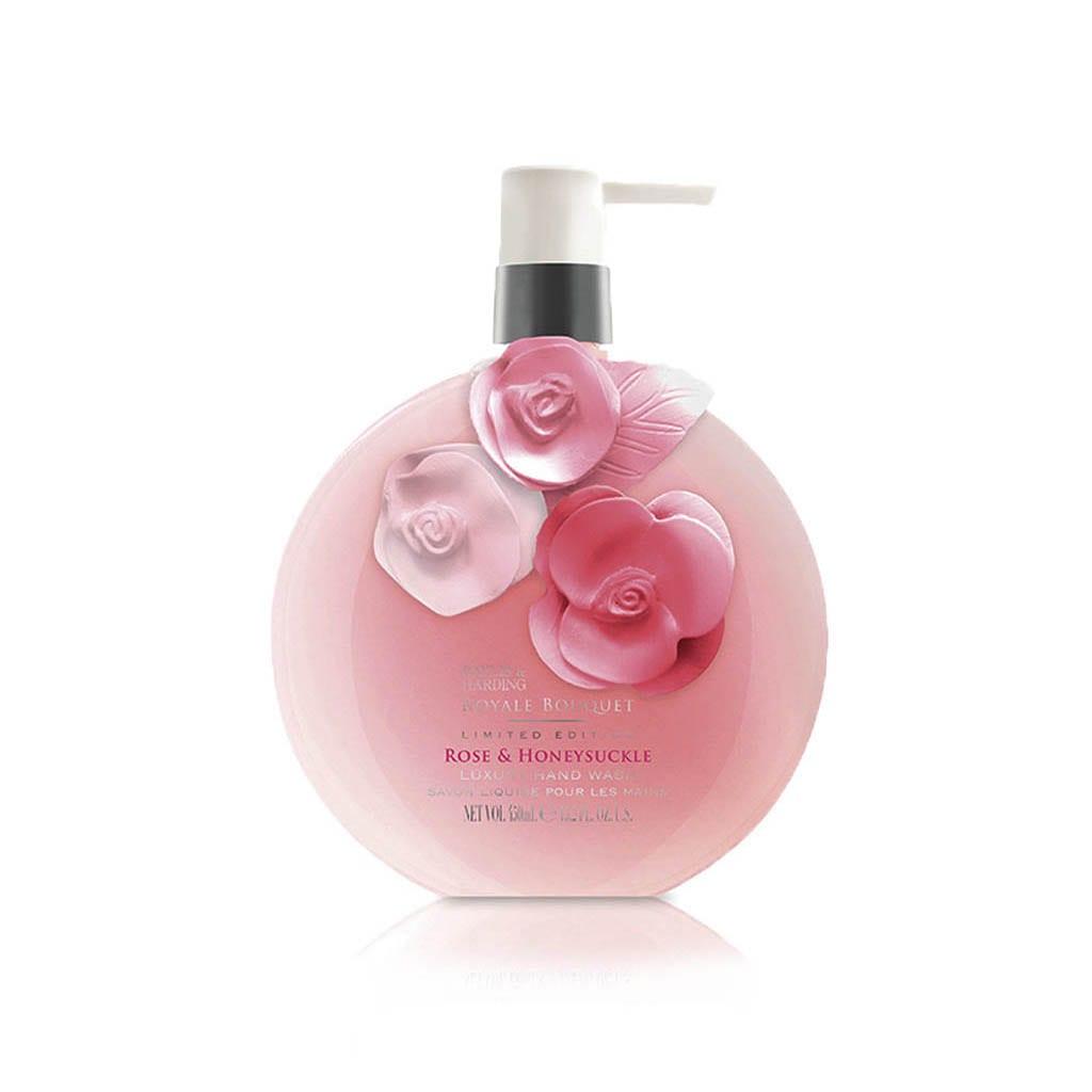 Royale Bouquet Rose & Honeysuckle Hand Wash