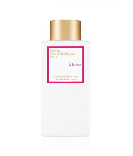A La Rose Body Cream