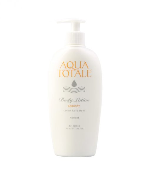 Elle Basic Aqua Totale Apricot Body Milk Extracts