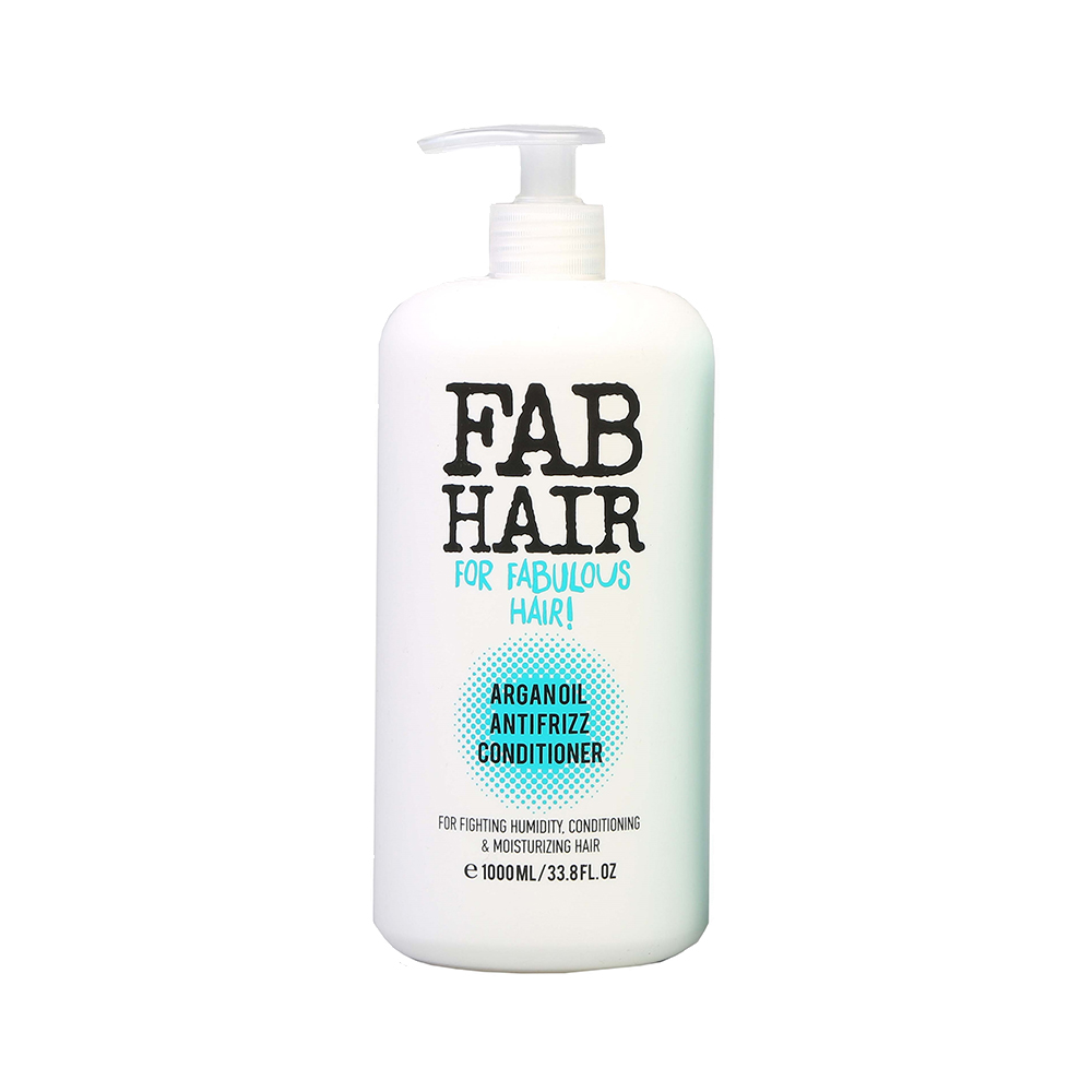 FAB Hair Argan Oil Anti Frizz Conditioner 1L