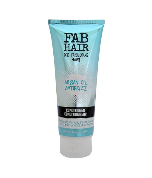 Elle Basic FAB Hair Argan Oil Anti Frizz Conditioner 250ml