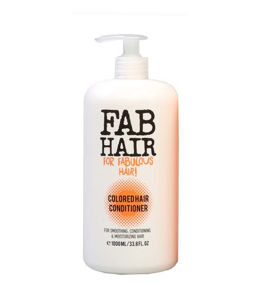 FAB Hair Coloured Hair Conditioner 1L