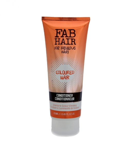 FAB Hair Coloured Hair Conditioner 250ml