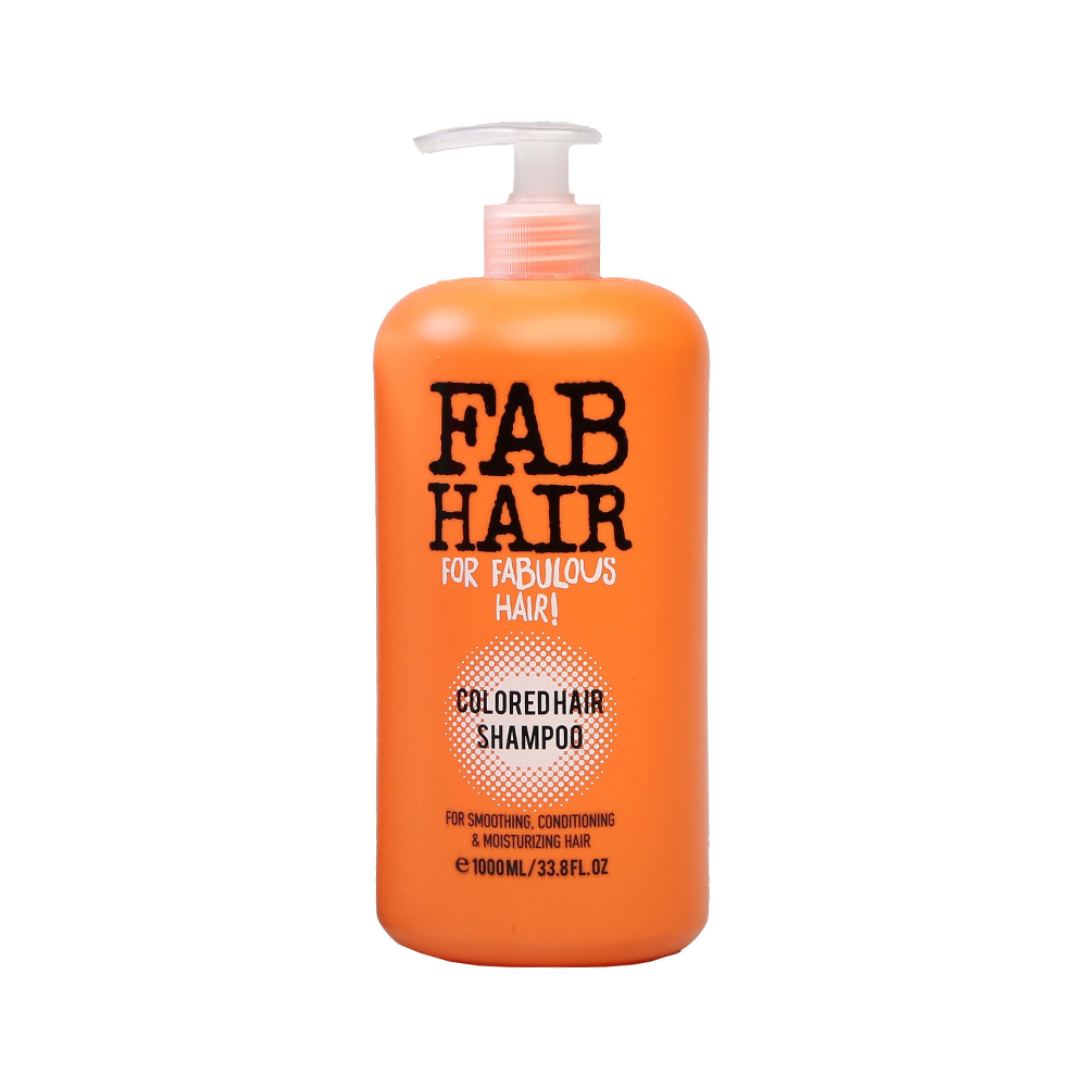 FAB Hair Coloured Hair Shampoo 1L