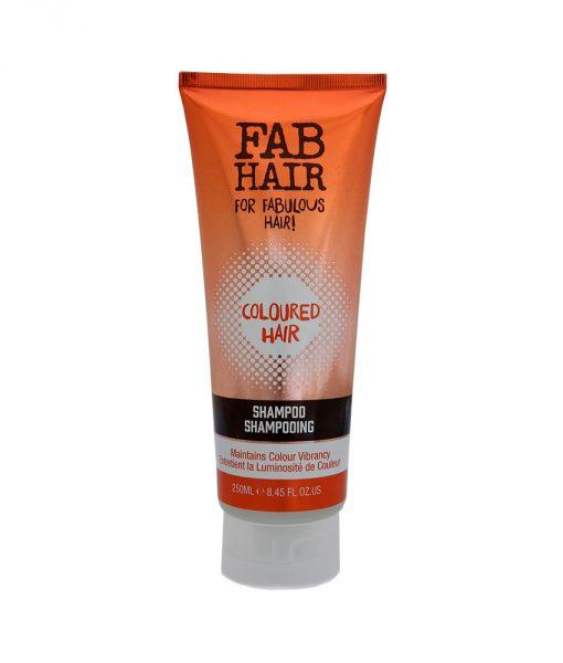 Elle Basic FAB Hair Coloured Hair Shampoo 250ml