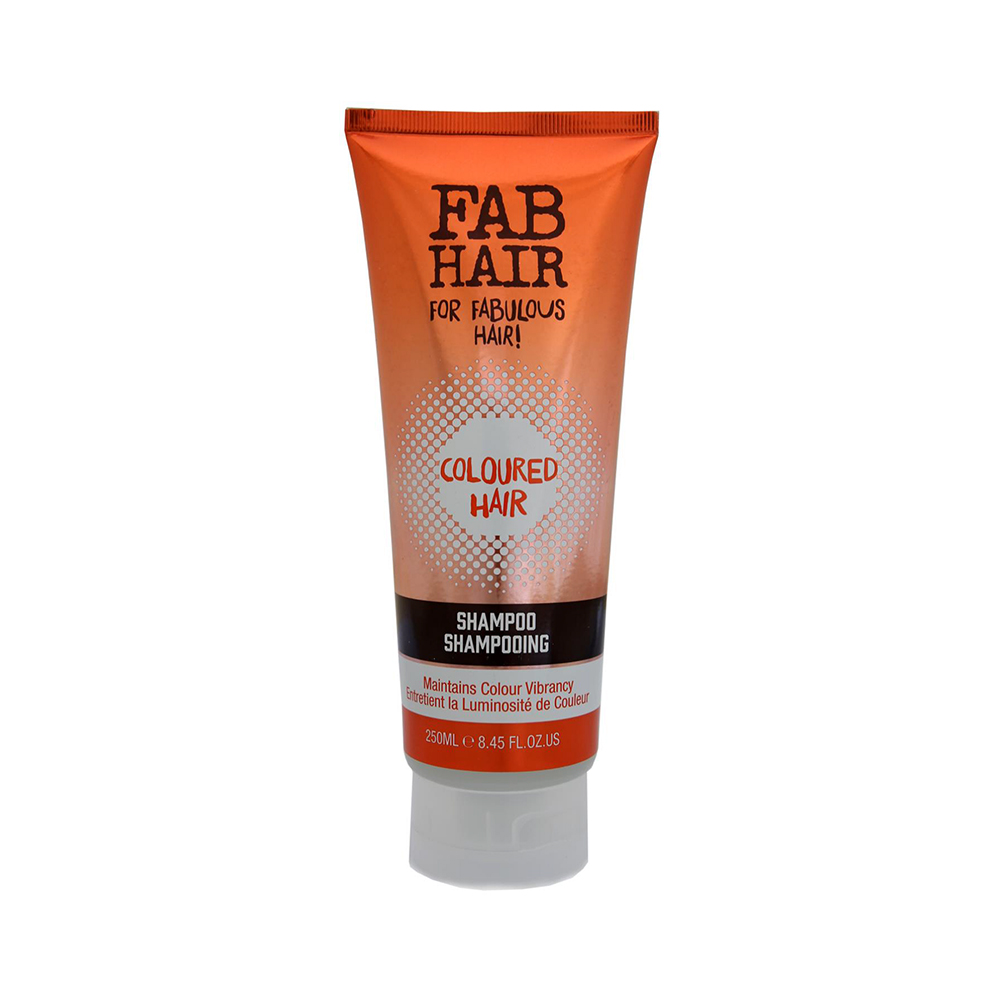 FAB Hair Coloured Hair Shampoo 250ml