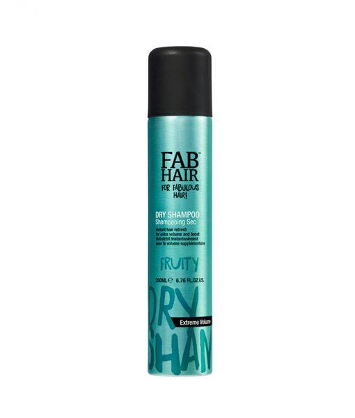 Elle Basic FAB Hair Dry Shampoo Extreme Volume