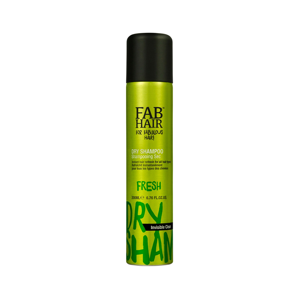 Elle Basic FAB Hair Dry Shampoo Invisible