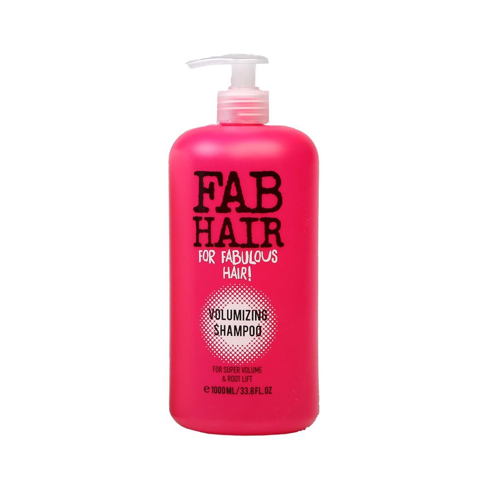 FAB Hair Volumising Shampoo 1L