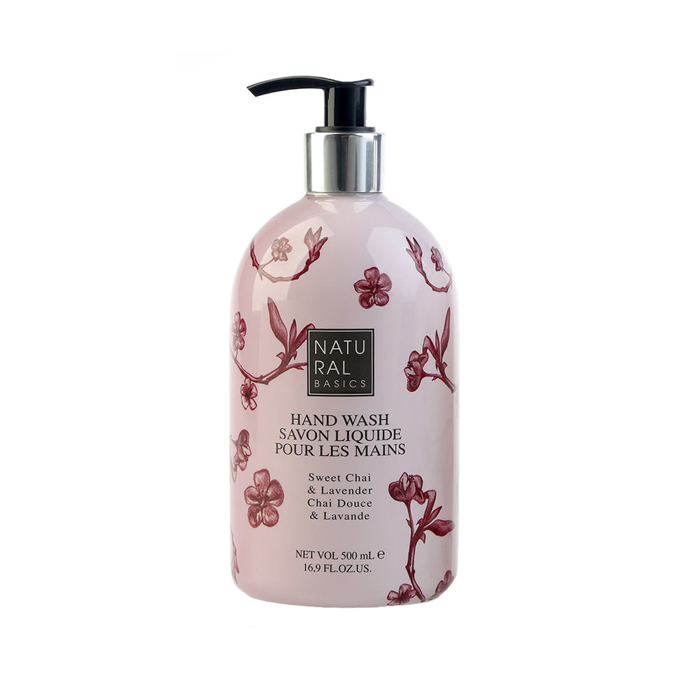 Natural Basics Sweet Chai & Lavender Hand Wash