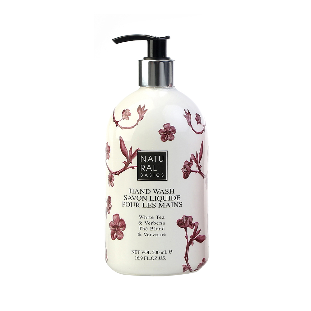 Natural Basics White Tea & Verbena Hand Wash
