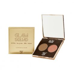 Happy Skin Glam Squad Blush & Contour - Rose & Taupe