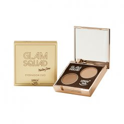 Happy Skin Glam Squad Eyeshadow PEACH/LBRWNMT Mickey