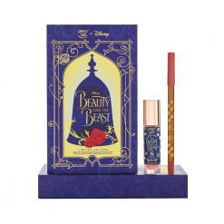 Happy Skin X Disney Beauty And The Beast Lip Kit