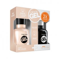 Sally Hansen Miracle Gel Duo - Birthday Suit