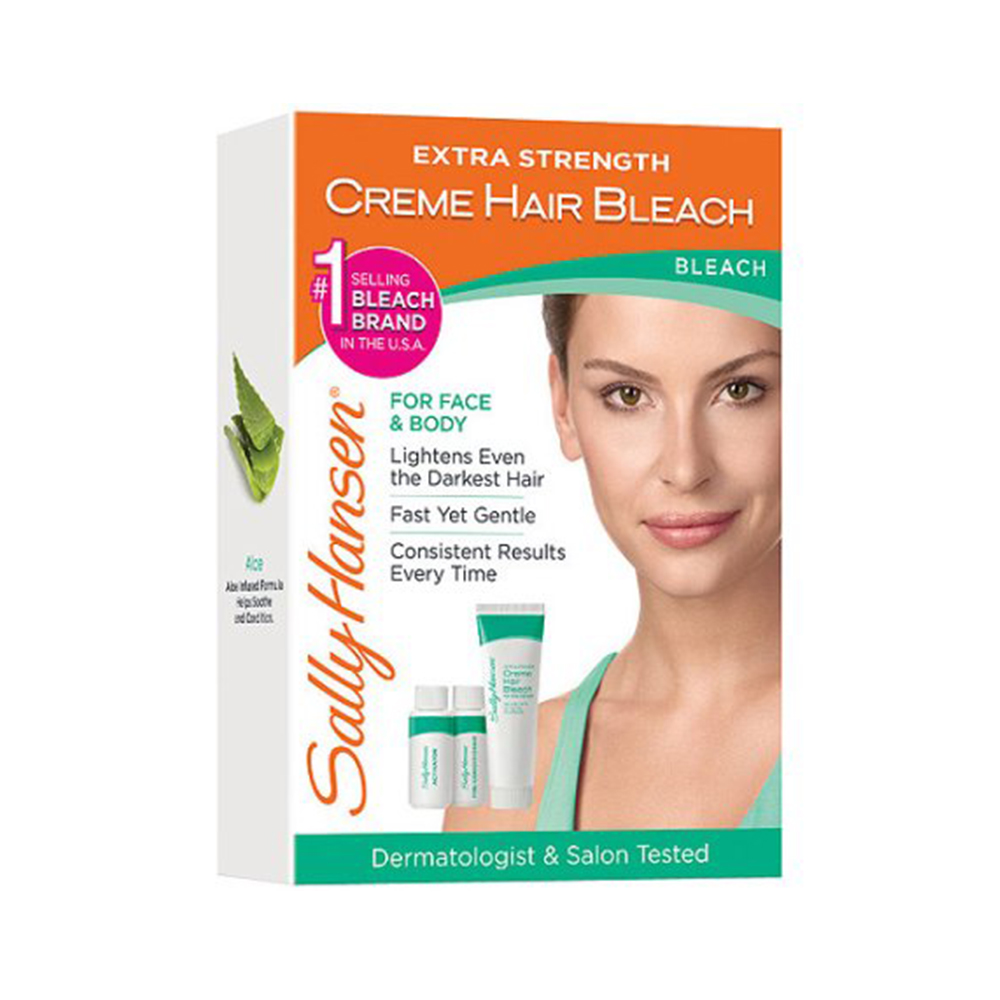 Sally Hansen New Extra Strength Creme Hair Bleach