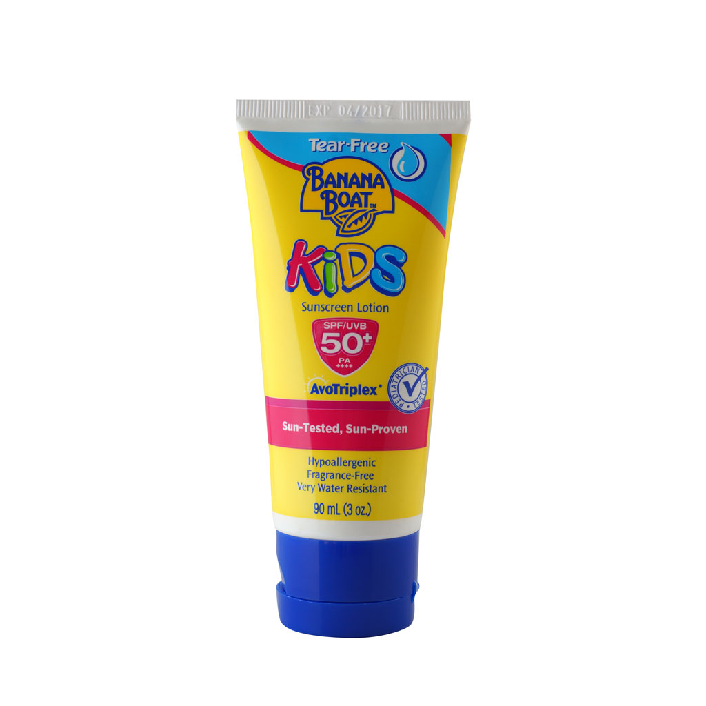 Kids Sunscreen Lotion SPF50