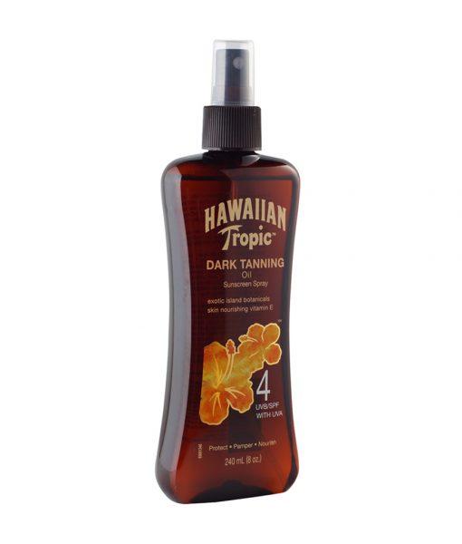 Dark Tanning Oil Spray SPF4