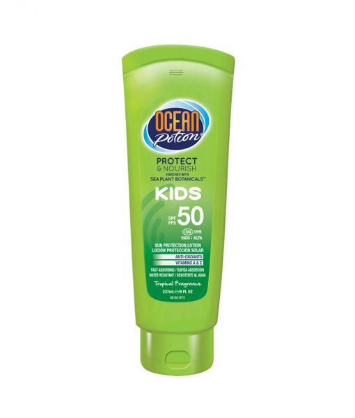 Ocean Potion Kids SPF 50+ Sun Protection Lotion 12/8 oz